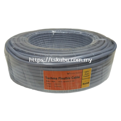 54114191  40 / 0.193mm x 3C FLEXIBLE CABLE