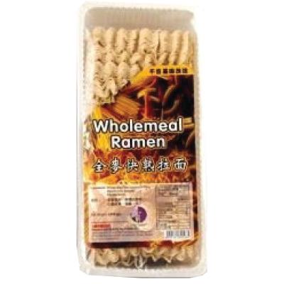 Wholemeal Ramen