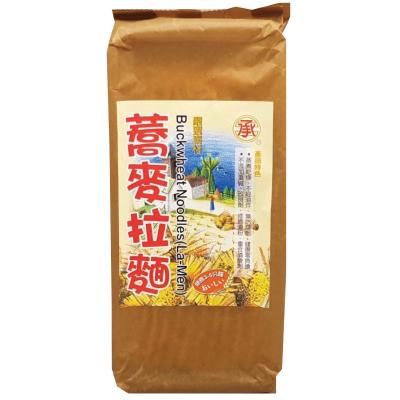 Taiwan Buckwheat Noodles (La-Men)
