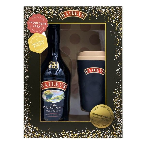 Baileys Original Irish Cream Gift Pack With Mug