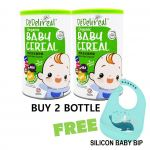 Delireal Baby Cereal Twin Pack 400g x 2