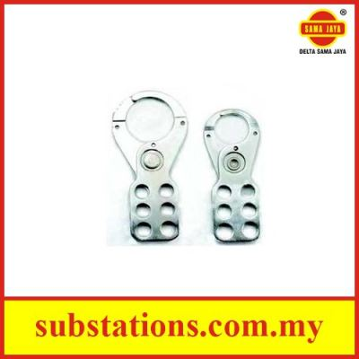 Electronic Plated Hasp