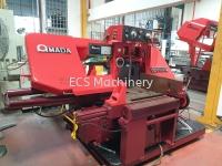 USED AMADA H-650HD HEAVY DUTY BANDSAW MACHINE