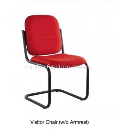 MY-941 VISITOR CHAIR W/O ARMREST-CANTILEVER LEG (RM 94.00/UNIT)