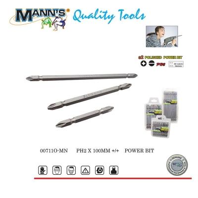 MN   PH2 X 100MM +/+  POWER BIT -00711O