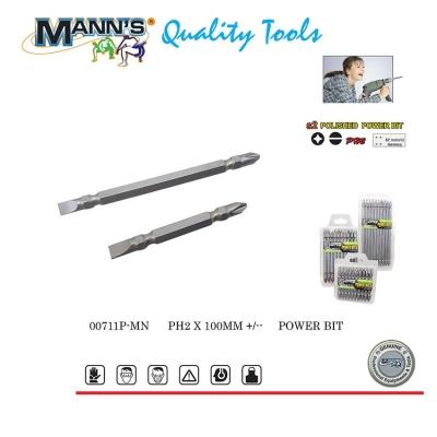 MN    PH2 X 100MM +/--  POWER BIT -00711P