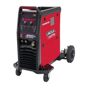 Powertec i250c Standard Inverter MIG Welding Machine