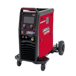 Powertec i320c Advanced Inverter MIG Welding Machine
