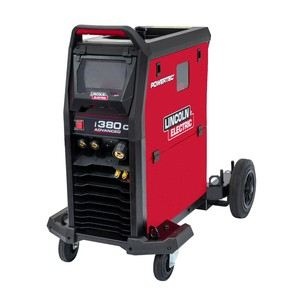 Powertec i380c Advanced Inverter MIG Welding Machine