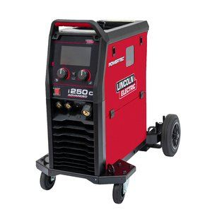 Powertec i250c Advanced Inverter MIG Welding Machine