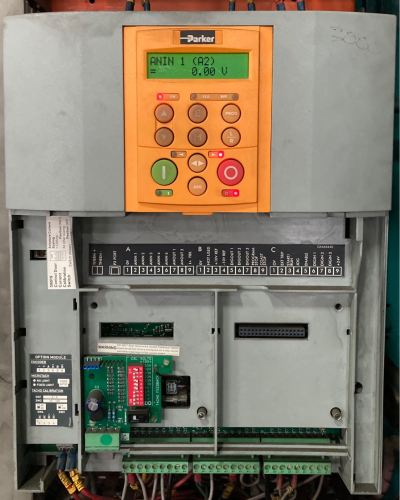 Parker Hannifin DC Drives 590P/35A