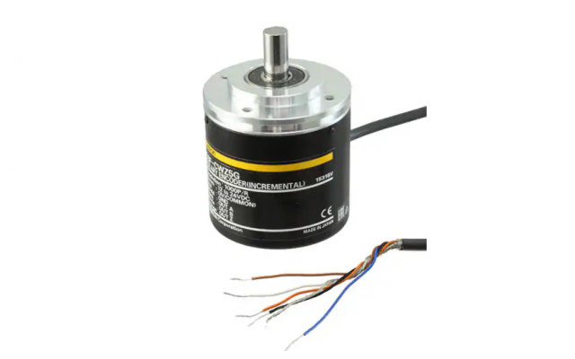OMRON E6F-C Rugged Rotary Encoder