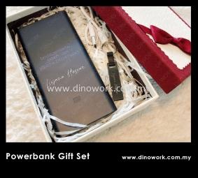 Powerbank Gift Set
