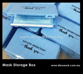 Mask Storage Box