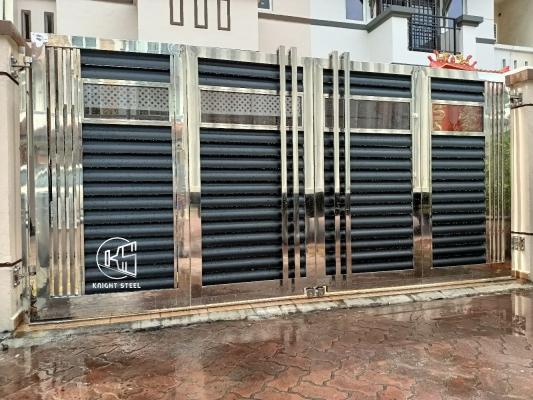Folding Gate Skudai, Johor