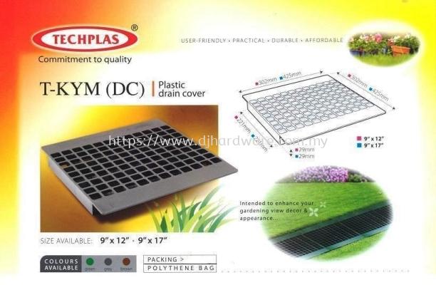 TECHPLAS PLASTIC DRAIN COVER TKYM DC (WS)
