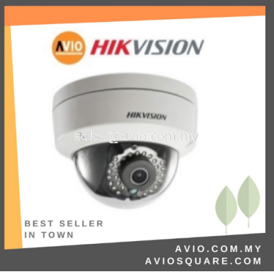 Hikvision DS-2CD1123G0E-I 2MP Dome IP Network CCTV Camera