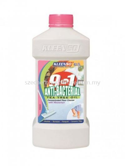 KLEENSO 9 IN 1 CONCENTRATED FLOOR CLEANER