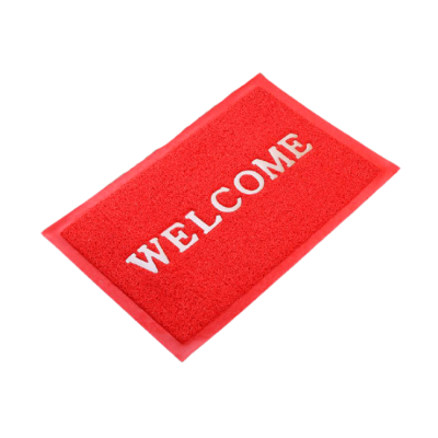 Laundry Welcome Mat