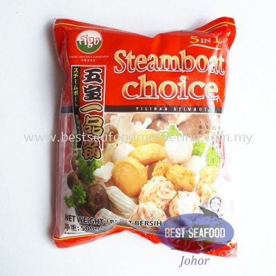Steamboat Choice 5 in 1 (Figo) / º£ÏÊ5±¦ (sold per pack)