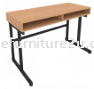 STD004 Study Table with Drawer 1200W x 500D x 760H mm (Grey/White) STUDY TABLE