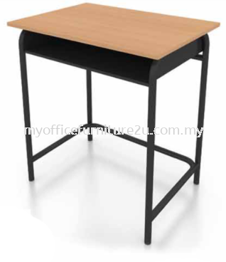 STD002 Study Table with Drawer 700W x 500D x 760H mm (Grey/White)