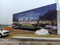 Eco Grandeur billboard at kuala lumpur