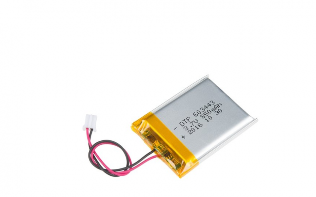 EEMB LP804368 Li-ion Polymer Battery