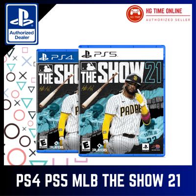 PS4 MLB The Show 21 | PRE ORDER *ESTIMATE RELEASE MARCH 30*