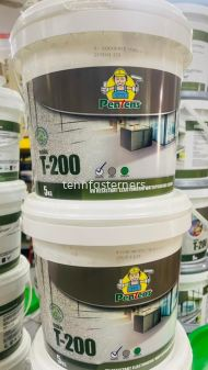 PENTENS FLESEAL T-200 UV RESISTANT ELASTOMERIC WATERPROOFING COATING (5KG)