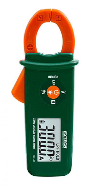 AC Clamp Meters - Extech MA410