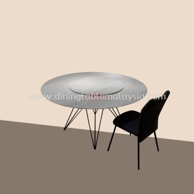 Sivec White | Greece | 8 Seaters | Dining Table only | RM7,999
