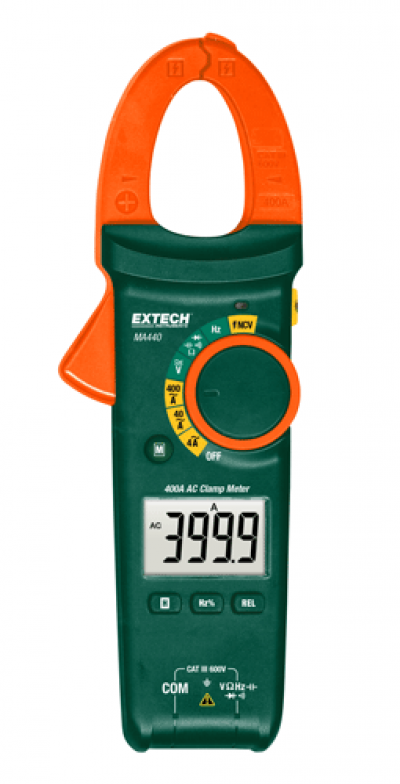 AC Clamp Meters - Extech MA440