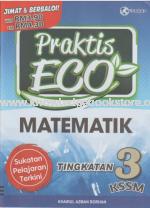 PRAKTIS ECO MATEMATIK TINGKATAN 3