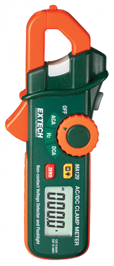 AC/DC Clamp Meters - Extech MA120