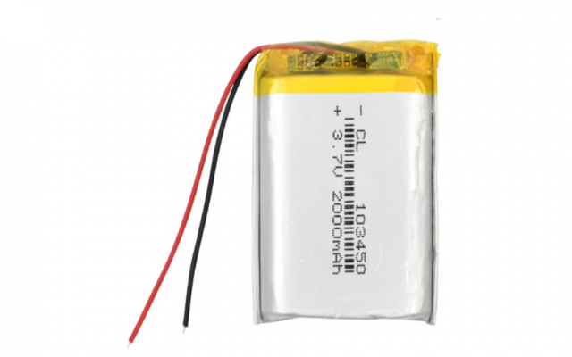 EEMB LP7545135 Li-ion Polymer Battery