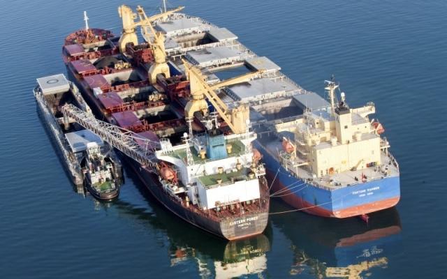 Transhipment (West-East Malaysia Port)