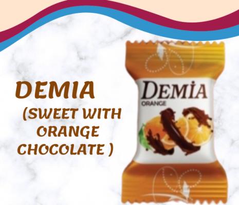 Demia (Sweet With Orange Chocolate)1kg