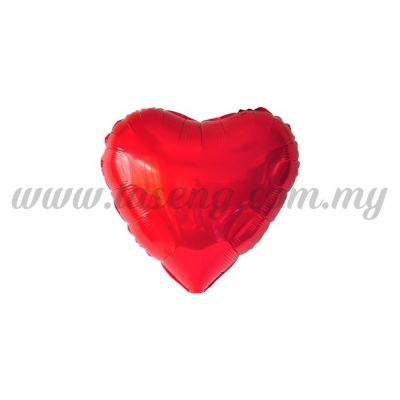 5inch Foil Balloon Love - Red (FB-5-LVR)