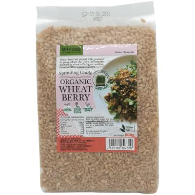 Organic Wheat Berry