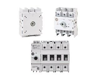 ALLEN-BRADLEY 194U Non-fused Rotary Disconnect Switches