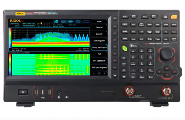 RIGOL RSA5065-TG Real Time Spectrum Analyzer with Tracking Generator