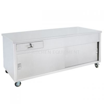 Stainless Steel Counter 5'