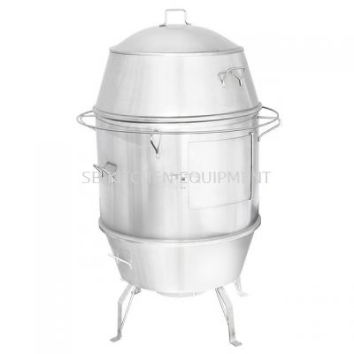 Stainless Steel Apollo Stove -Charcoal or Gas