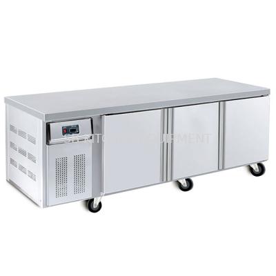 3 Door Counter Freezer (7', 8')