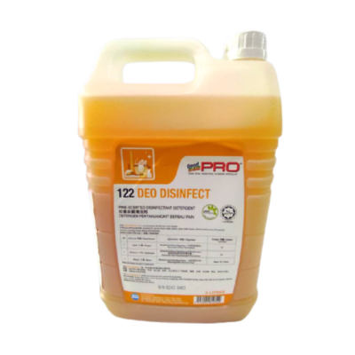 122 Deo Disinfect (Pine Scented)