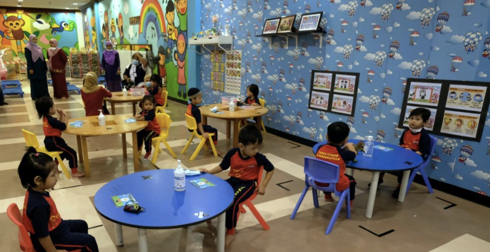 Kemas kindies, childcare centres to resume operations on March 1