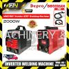 DEPRO MMA-140 / BOSSMAN BDC-1000N Inverter Welding Machine Welding Machine/Equiment