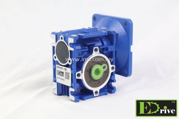 NMRV050-040 EDRIVE Right Angle Worm Gear Head