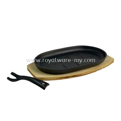 917 Sizzling Hot Plate
